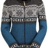 Martha Women's Nordic Wool-Blend Sweater