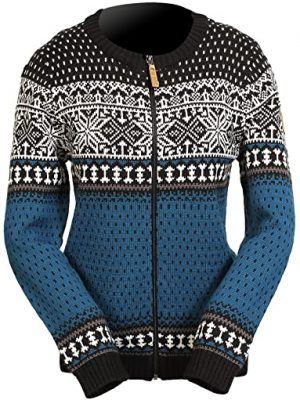Martha Women's Nordic Wool-Blend Sweater