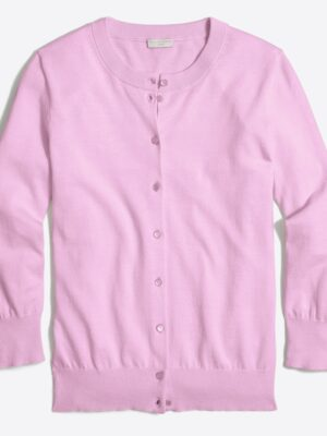 Women's Cotton Cardigan Sweater