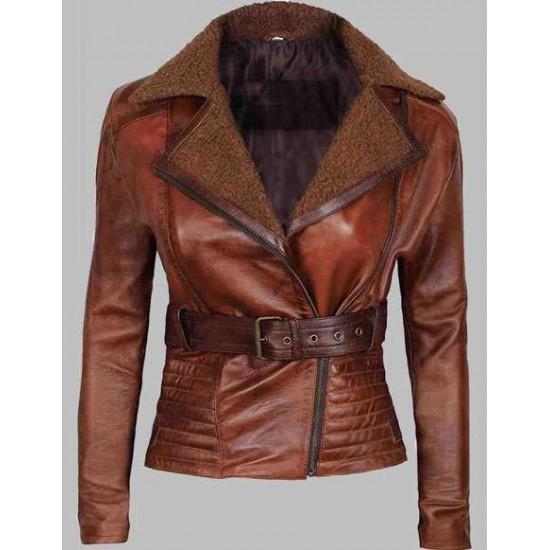 Blingsoul Leather Jackets for Women