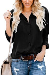 business casual shirts for women