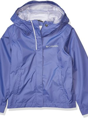 Girls Arcadia Waterproof Breathable Jacket