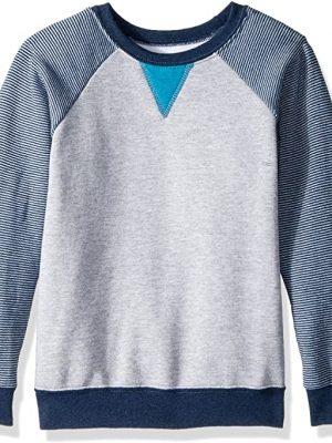 Loom Explorer Fleece Crew Sweatshirt