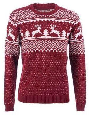 Patterns Reindeer Snowman Tree Snowflakes Christmas Sweater Cardigan