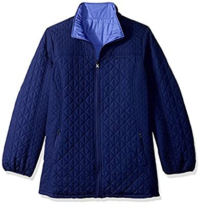 Arctix Women's Kaylee Ultra Lite Reversible Quilted Jacket