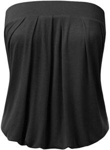 strapless tops for women